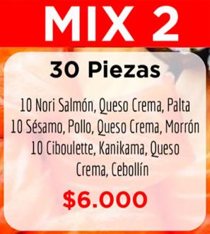 MIX 30 PIEZAS